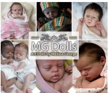 MG Dolls by Melissa George - Levi by Bonnie Brown